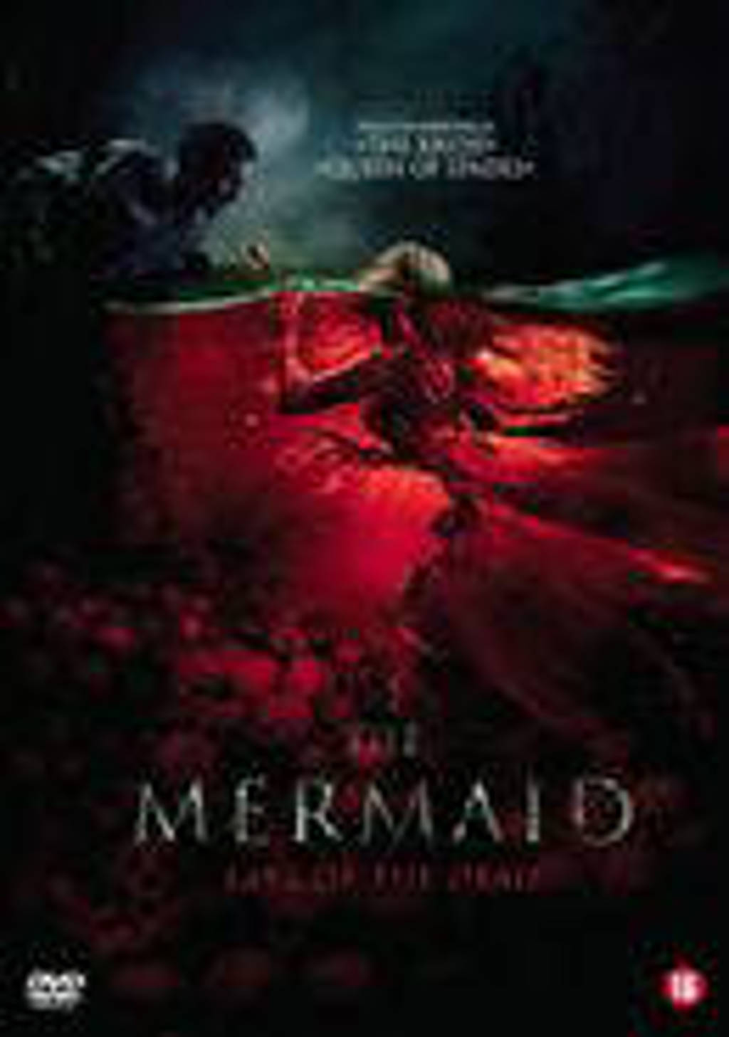Mermaid - Lake of the dead (DVD)