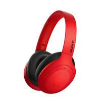 Sony WHH910NR.CE7 Bluetooth over-ear koptelefoon, Rood