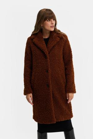 coat warm cognac