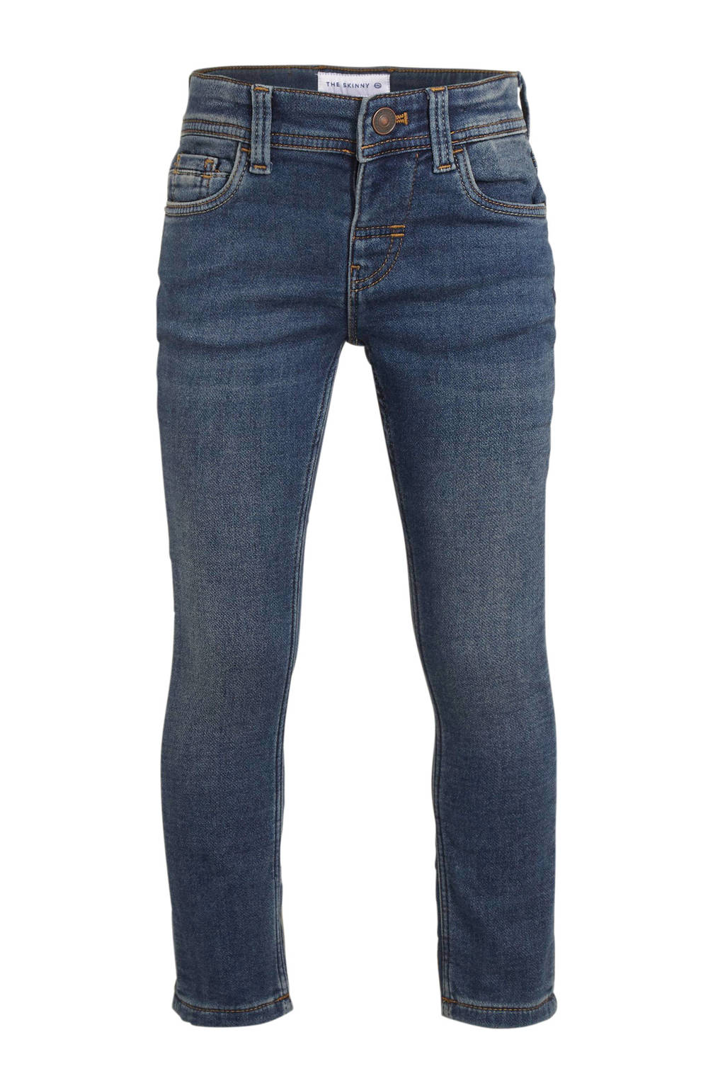 C&A Palomino skinny jeans dark denim stonewashed, Dark denim stonewashed