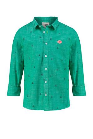 overhemd Batan groen