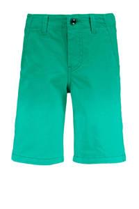CKS KIDS dip-dye regular fit bermuda Boltober groen, Groen