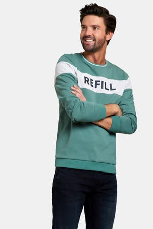Refill sweater