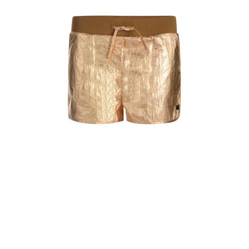 JILL MITCH short Ravia goud metallic