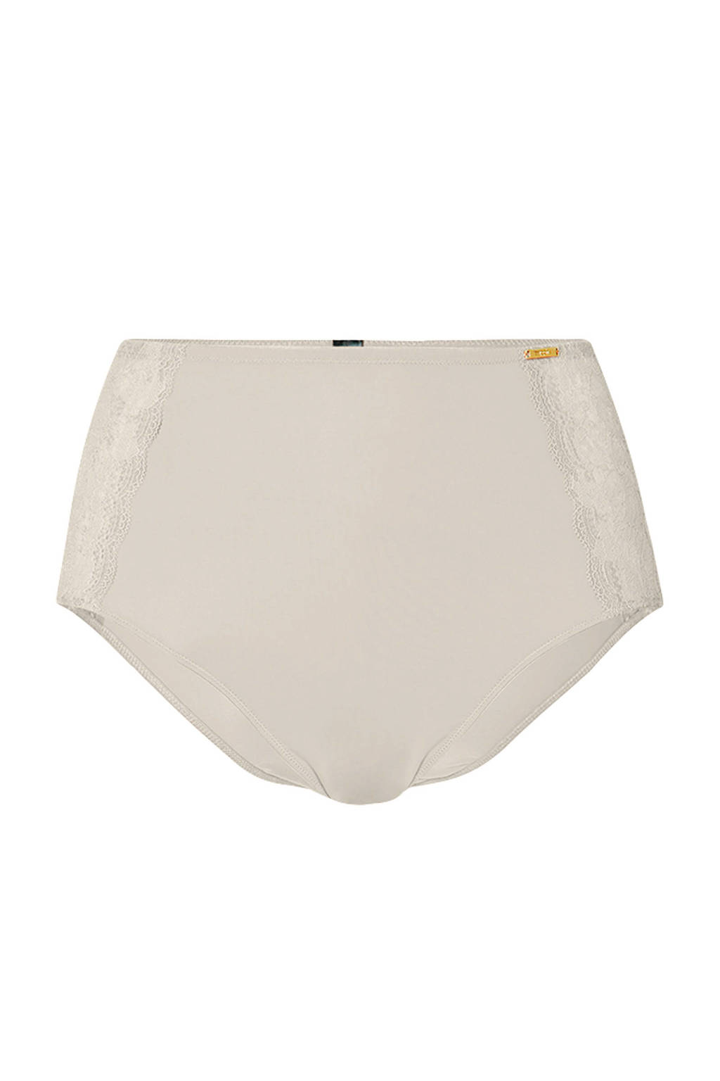Sapph high waist slip Toulouse wit, Wit