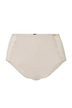 high waist slip Toulouse wit