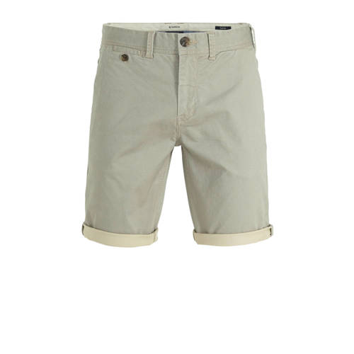 Garcia regular fit bermuda beige