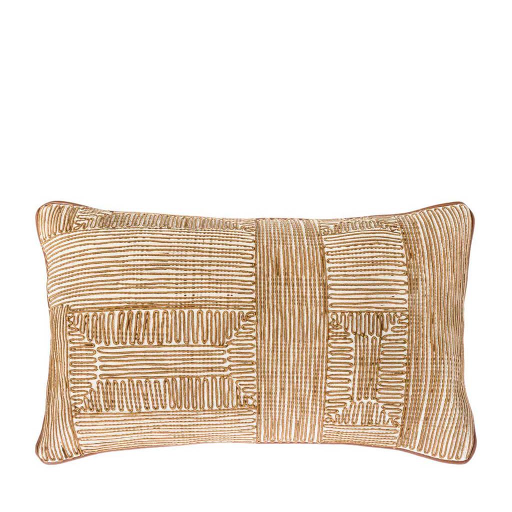 Riverdale sierkussen Stripe (30x50 cm), Groen