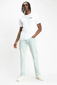 Levi's T-shirt wit, Wit