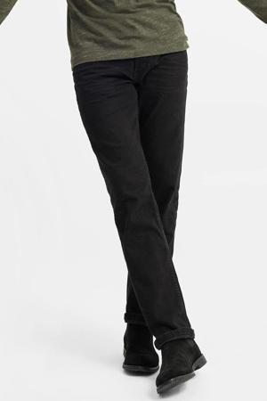straight fit jeans black denim