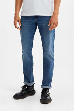 straight fit jeans stonewashed