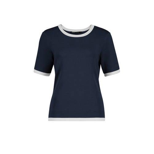 Expresso trui donkerblauw