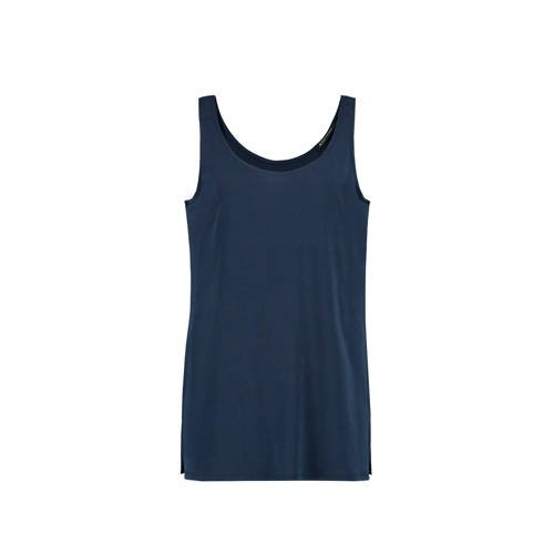 Expresso top donkerblauw