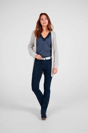 slim fit jeans denim blauw