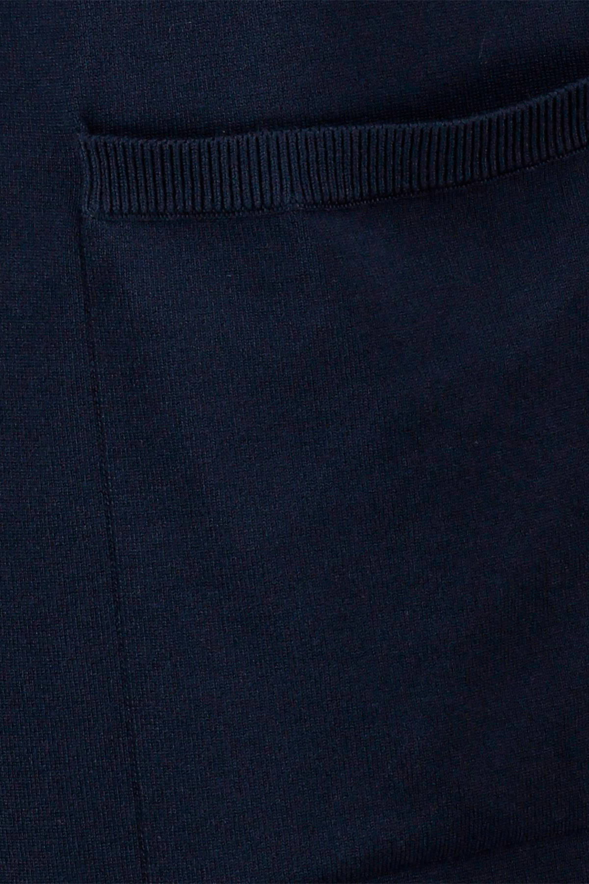 Expresso vest donkerblauw