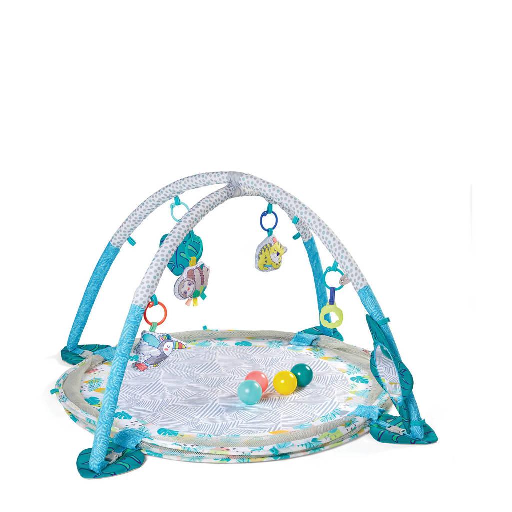 Infantino 3-in-1 speelmat/ballenbad