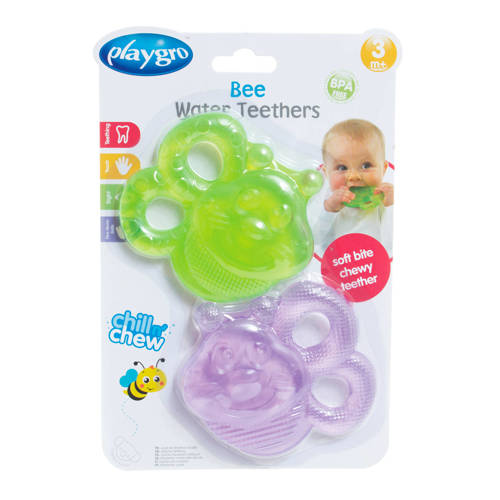 Playgro Water Teether 2Pack