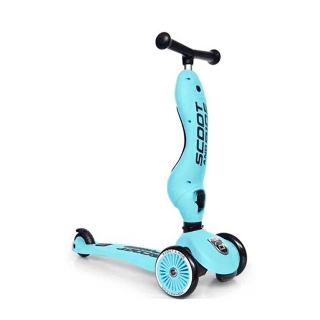 Scoot & Ride Highwaykick 1- Blueberry