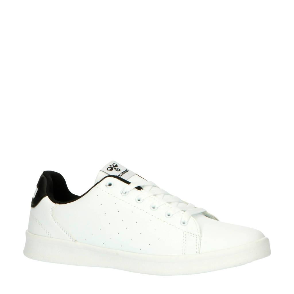 hummel Busan  sneakers wit/zwart, Wit/zwart