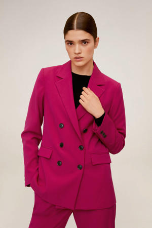 blazer helderroze