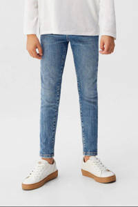 Mango Kids skinny jeans light denim, Light denim