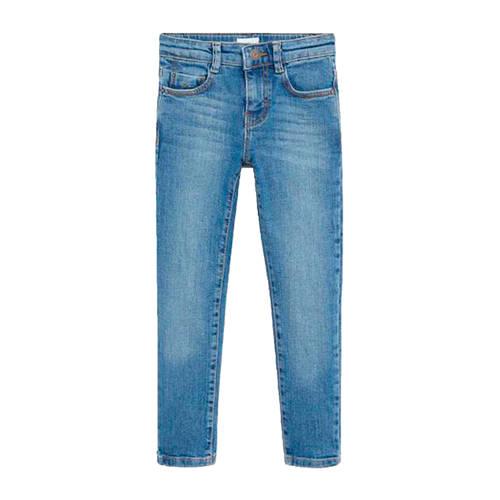 Mango Kids skinny jeans light denim