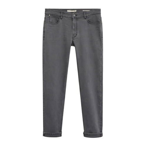 Mango Man slim fit jeans changeant grijs