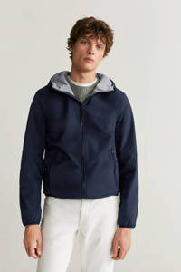 Mango Man zomerjas marineblauw, Marineblauw