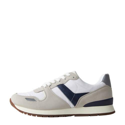 Mango Man sneakers wit/beige