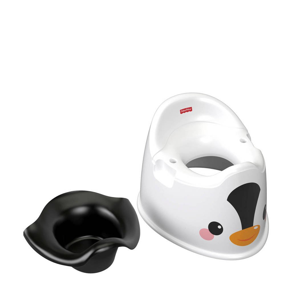 Fisher-Price pinguinpotje, Wit