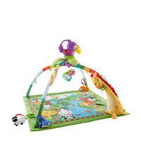 Fisher-Price Deluxe regenwoud babygym met muziek & lichtjes