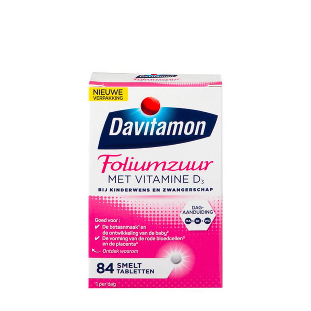 Davitamon Foliumzuur Vitamine D Zwangerschap