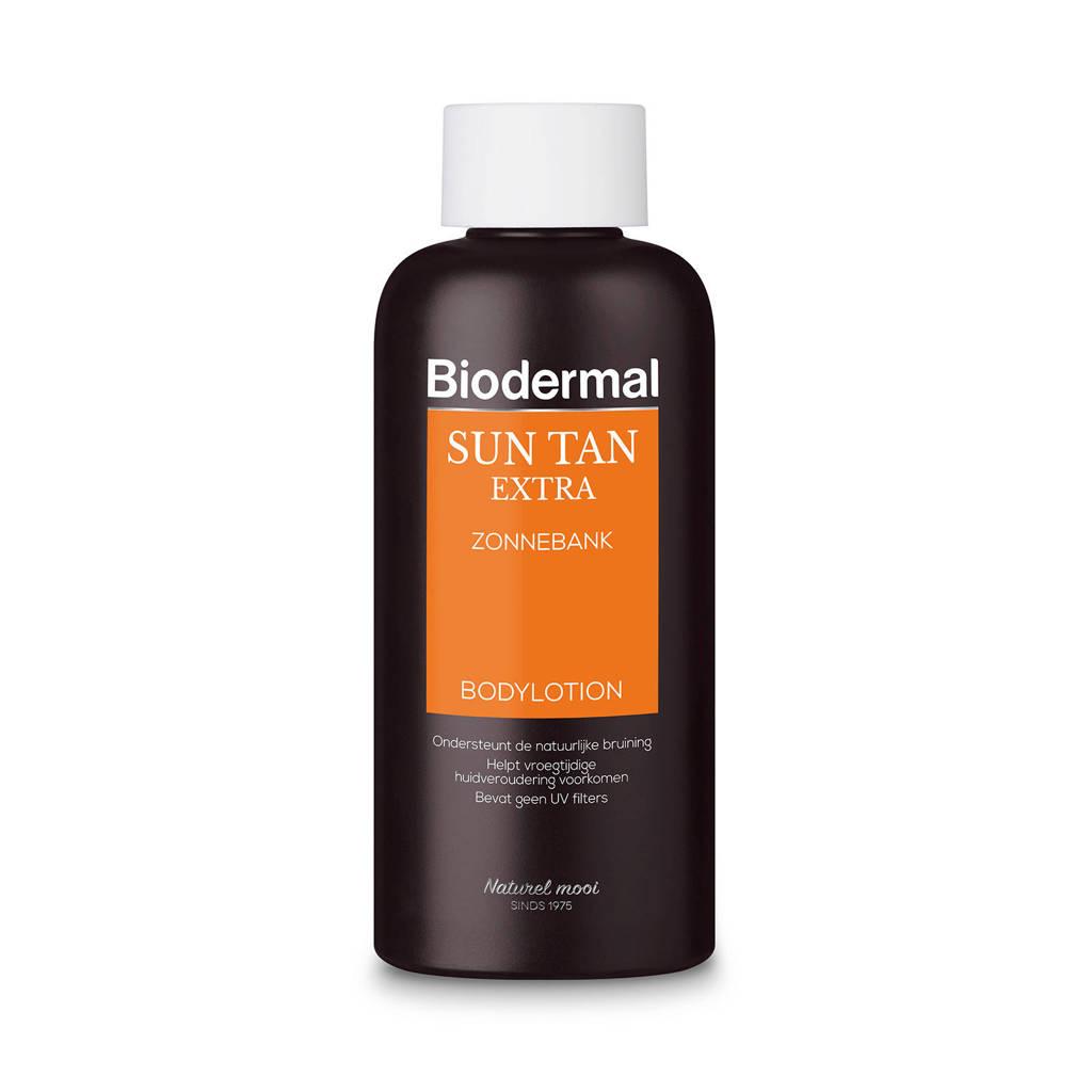 Biodermal Sun Tan Extra Zonnebankcreme