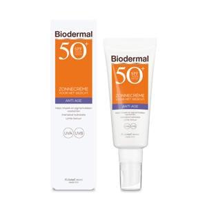 Anti Age Zonnecrème voor het gezicht SPF 50