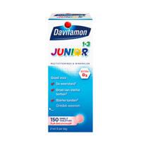 Davitamon Junior vitaminen 1 aardbei