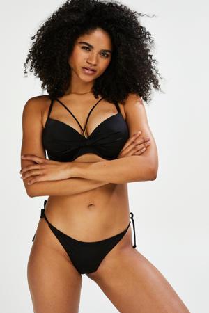 voorgevormde beugel bikinitop Sunset Dreams zwart