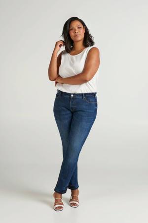skinny jeans Emily blauw