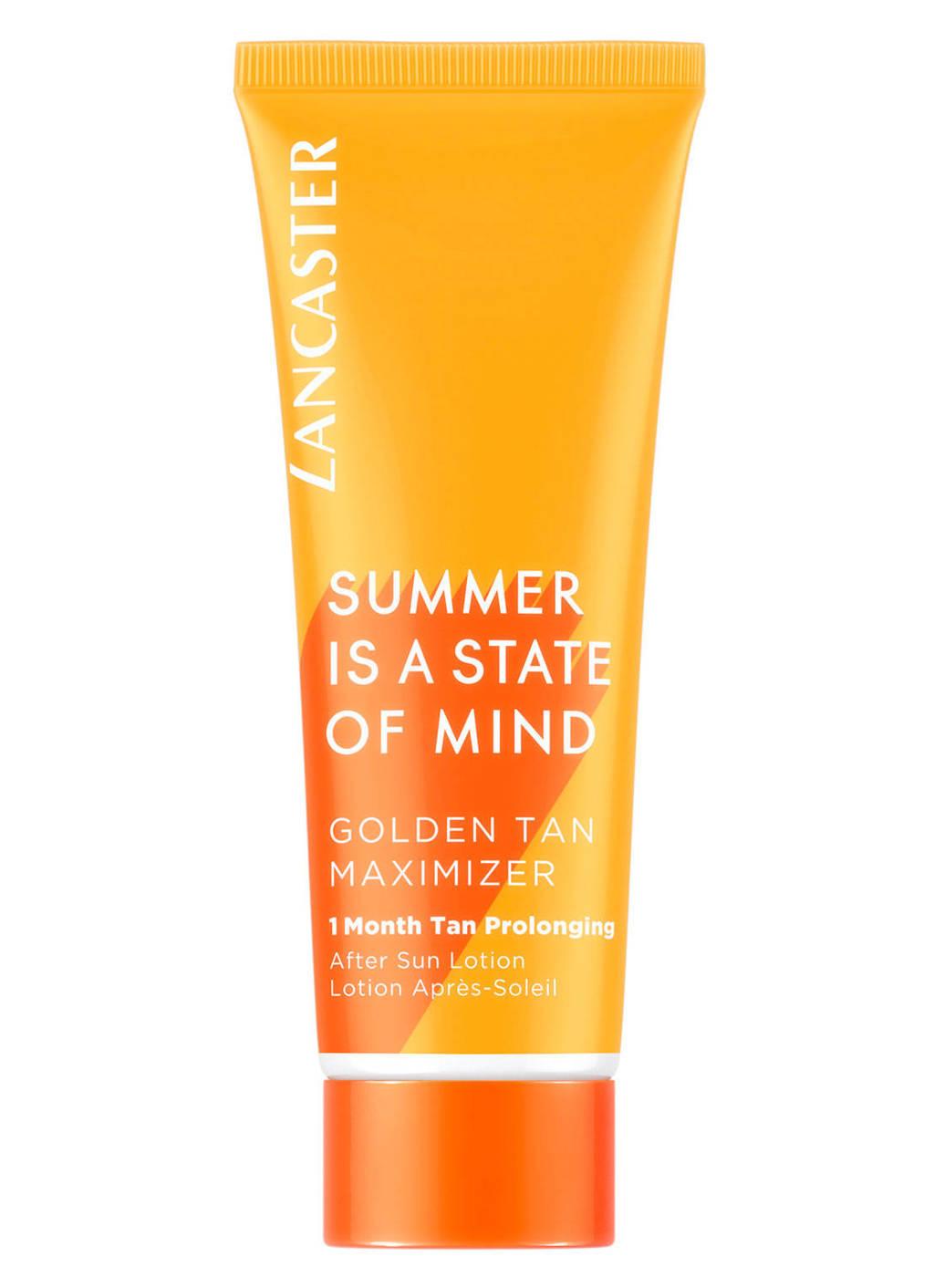 Lancaster golden tan maximzer after sun lotion
