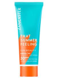 Lancaster Sun Beauty summer velvet milk - spf 30