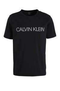 CALVIN KLEIN PERFORMANCE   sport T-shirt zwart, Zwart