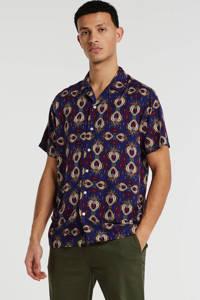 Redefined Rebel regular fit overhemd marine, Marine