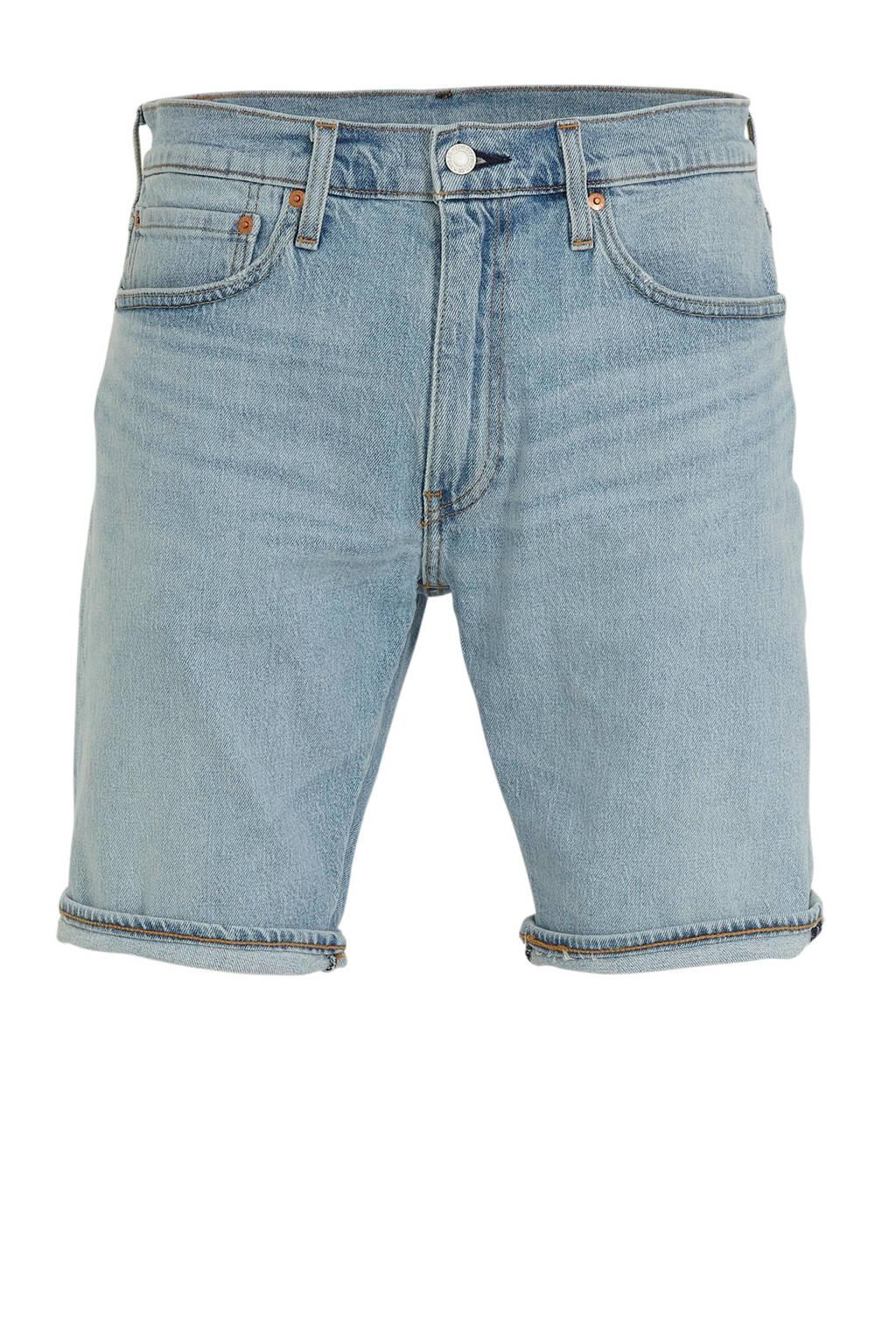 Levi's 502 regular fit jeans short toast short, TOAST SHORT
