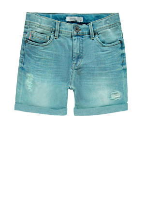 jeans short Sofus light denim