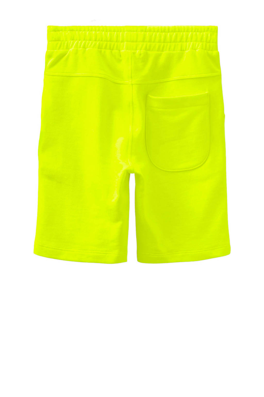 NAME IT KIDS sweatshort Vermos geel, Geel