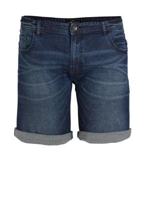 slim fit jeans short atlantic blue