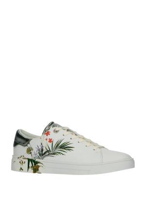 Penil  sneakers wit/zilver