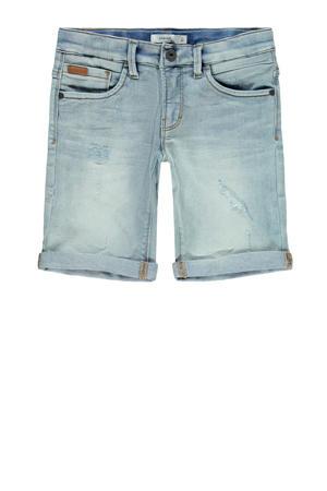 jeans bermuda Sofus light denim