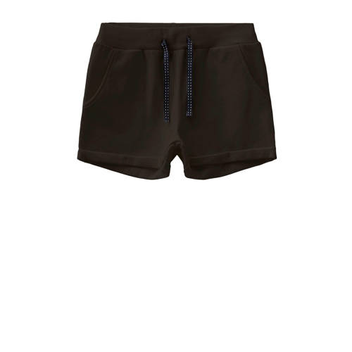 NAME IT KIDS sweatshort Volta zwart