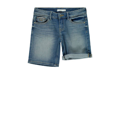 NAME IT KIDS jeans bermuda Sofus met biologisch ka