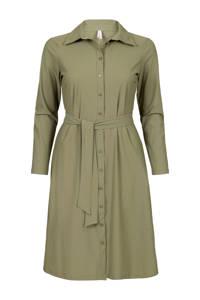 Miss Etam Regulier jurk groen, Groen